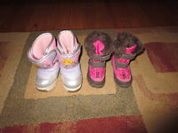 Girls Winter Boots - Size 6