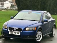 2007 Volvo C30 2.0 SE Lux 2dr Coupe Petrol Manual