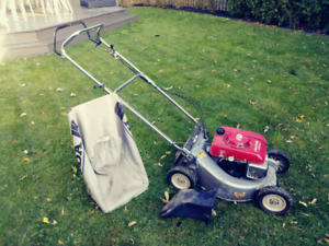 Honda Gas-powered Lawn Mower HR195