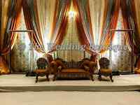 □□□OPEN TO PUBLIC □□□ FREE WEDDING LOVE SEAT WITH BACKDROP