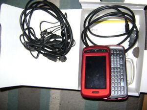 Téléphone LG avec tous les accessoires  !