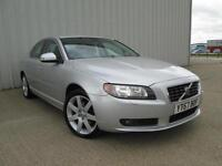 2007 (57) VOLVO S60 2.4 S60 2.4 SE D5 SPORT 185BHP DIESEL AUTOMATIC FULL LEATHER