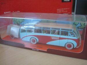 Tintin Hors-Série Collection Moulinsart Le bus de la Swissair
