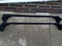 For Ford, Toyota etc. roof bars - lockable