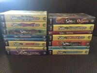 Sims 2 games! Like so many....