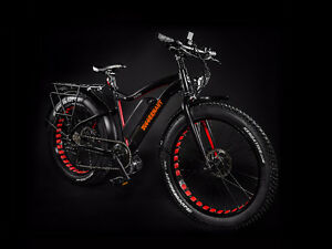 NEW 1000W Electric Fat Bike - Biktrix