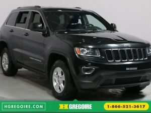 2014 Jeep Grand Cherokee LAREDO 4X4 A/C BLUETOOTH MAGS GR ELECT
