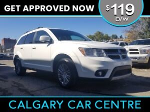 2015 Dodge Journey $119B/W SXT 7 PASS w/BlueTooth, USB Connect,