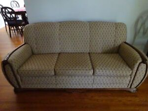 Couch, Matching Chairs (2) and Ottoman