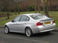 2007 BMW Alpina D3 2.0 4dr * 1 OWNER + F BMW S H + VEY CLEAN *