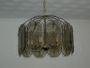 Hanging Pendant Light Fixture with Bulbs