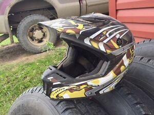 Atv helmets