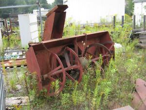 souffleur tracteur a pto