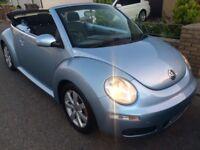 2007 Volkswagen Beetle Convertible Cabriolet Automatic