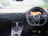 2017 Audi TTS Audi TTS Coupe 2.0 TFSI 310 Quattro 2dr S Tronic Tech Pack Auto Co