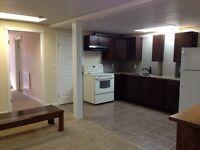 Newly Renovated Basement Suite for Rent Dec 1st