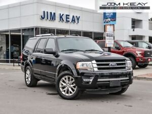 2017 Ford Expedition Limited  - Certified - Sunroof - $174.04 /W