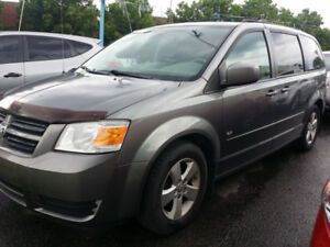 2009 DODGE GRAND CARAVAN 25TH ANNIVERSARY