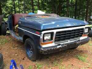 1979 Ford F-100 Camionnette