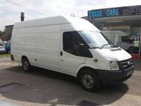 Ford Transit 2.4TDCi Duratorq ( 100PS )350EL ( DRW ) H/Roof Van 350 LWB EL JUMB0