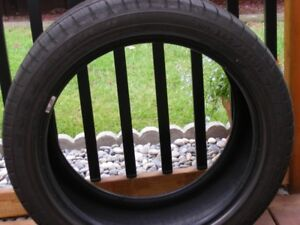 Used spare tire