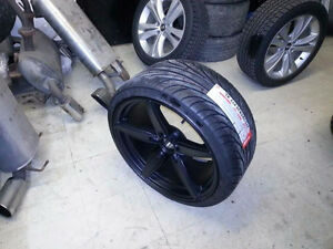 20 inch Brealin rims and tired St. John's Newfoundland image 4