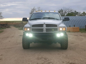 2005 Dodge 3500 4x4. Very clean! Second owner truck!
