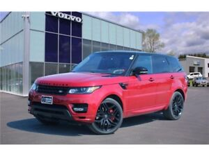 2016 Land Rover Range Rover Sport HST LE REDUCED   HEATED/COO...