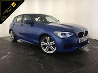 2014 64 BMW 118D M SPORT AUTO DIESEL 1 OWNER BMW SERVICE HISTORY FINANCE PX