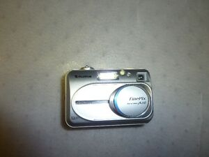 FujiFilm FinePix A210 Digital Camera