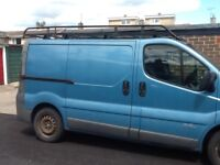 Renault trafic breaking for parts
