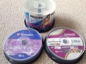 DVD-R/DVD+R DL Brand New