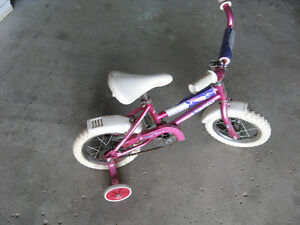 girl's 2 wheel bicycle