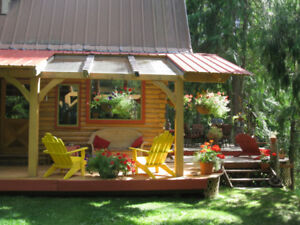 Kaslo Getaway Vacation Rental - July 2019 Vacancies