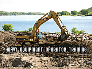 HEAVY EQUIPMENT OPERATOR TRAINING - SPRING 2017! Edmonton Edmonton Area image 3