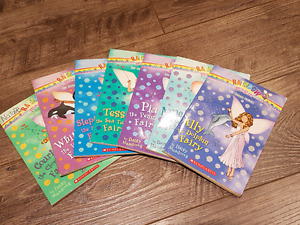 24 Rainbow Magic Fairies books