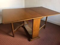 Vintage / retro drop leaf table. FREE DELIVERY IN BELFAST!