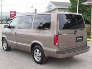 Wanted -- Chevrolet Astro - up to $7000