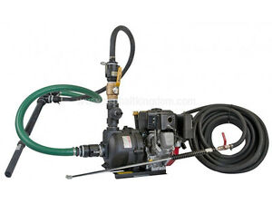 AK55 Drum Sealcoating Spray System For Asphalt Sealer & Sealcoat