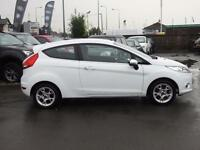 2012 Ford Fiesta 1.25 Zetec 3dr [82] 3 door Hatchback