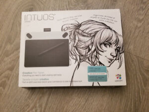 Wacom Intuos Draw Graphic Tablet Like New