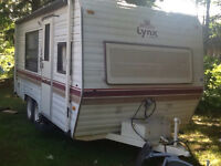 1988 Fleetwood Prowler Travel Trailer