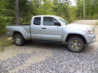 2005 Toyota Tacoma gris Camionnette