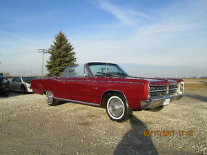 EARLY BIRD SALE :::1967 PLYMOUTH FURY 3 CONVERTIBLE