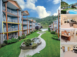 Wow! Sicamous Waterfront Condo under 300K!