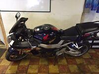 Honda fireblade 929