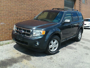 2009 Ford Escape XLT 4WD **CERTIFIED **