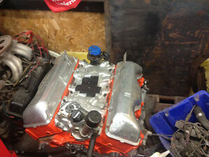 Rebuilt 348 chevy big block