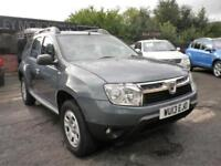 2013 Dacia Duster 1.5dCi 110 ( 107bhp ) Ambiance * 1 OWNER * FULL DACIA HISTORY
