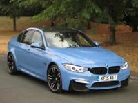 BMW M3 3.0 ( 425bhp ) ( s/s ) M DCT 2015 M3 1 OWNER + FBMWSH + 2 KEYS